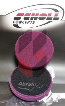 L Polishing Pad 170/30 mm purple